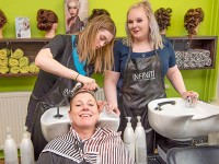 Student Experience Day 2021 - Hairdressing