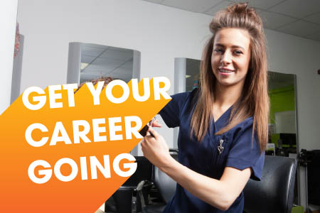 Get your career going