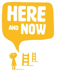 here and now logo yellow10 small