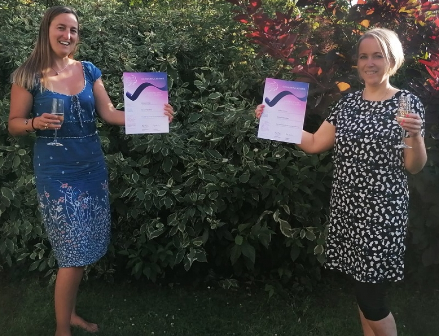 Art lecturers of excellence recognised at Newbury College